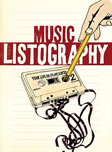 Music Listography Journal: (Gift for Music-Lovers, Journal for Teens, Book about Music) (Your Best Friend Sheet Music)
