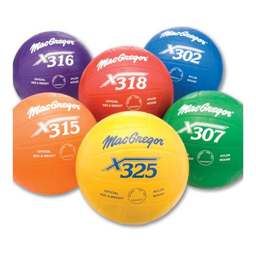 MacGregor Volleyballs Prism Set in Multicolor