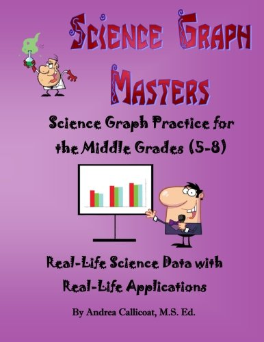 Amazon.com: Science Graph Masters: Science Graph Practice for the ...