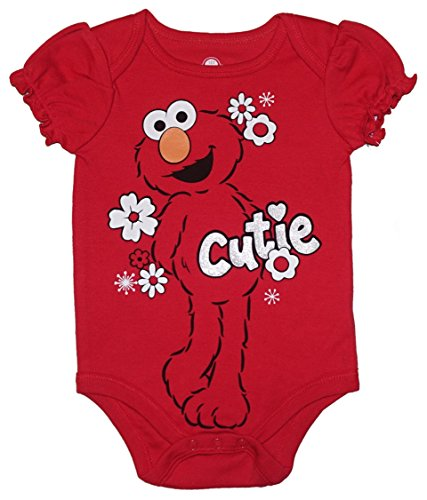 Sesame Street Cutie Bodysuit Outfit product image