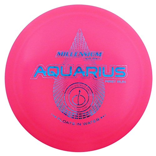 Millennium Aquarius Driver Golf Disc [Colors May Vary] - 151-159g ()