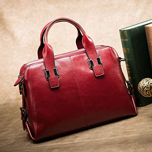 Semplice Rossa Yy3 Borsa Red color Brown Wine Donna Da Jessiekervin A Tracolla dOIXwXq