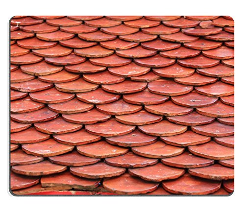 liili-natural-rubber-mouse-pad-seamless-red-clay-roof-tiles-image-id-20387057
