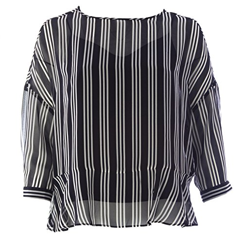 marina-rinaldi-womens-bari-sheer-peplum-blouse-22w-31-dark-navy-white