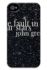 fault in our stars sky map PC Hard new Diy For Iphone 5/5s Case Cover for teen girls