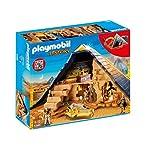 Pirámide Playmobil