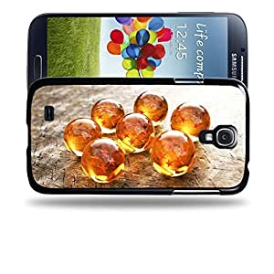 Case88 Designs Dragon Ball Z GT AF Dragon Ball Protective Snap-on Hard Back Case Cover for Samsung Galaxy S4