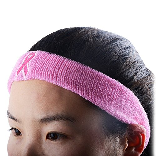 COOLOMG Stretchy Awareness Headband Running