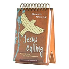 DaySpring DayBrightener Jesus Calling Teen by Sarah Young Large DayBrightener Perpetual Calendar