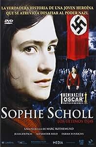 Sophie Scholl [DVD]
