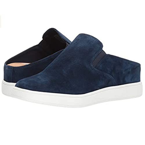 11e8a2fdf9e Amazon.com: Steve Madden Women's Ezekiel Navy 12 M US: Shoes