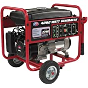 All Power America APGG4000C, 3300 Running Watts/4000 Starting Watts, Gas Powered Portable Generator