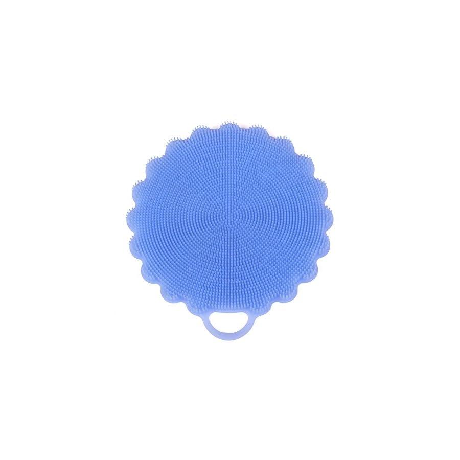 Hmlai Multipurpose Silicone Dishwashing Brush Antibacterial
