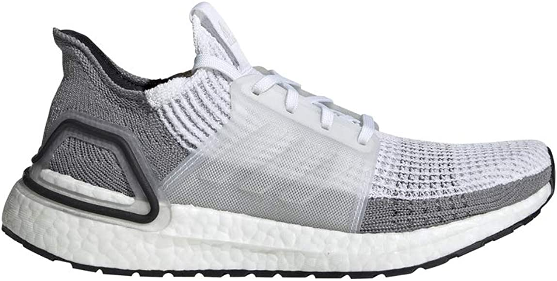 adidas Ultraboost 19 W, Zapatillas de Running para Mujer, Blanco (FTWR White/Crystal White/Grey Two F17 FTWR White/Crystal White/Grey Two F17), 37 1/3 EU: Amazon.es: Zapatos y complementos