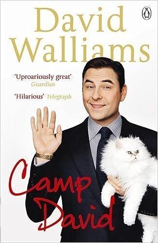 Book Camp David by David Walliams (2013-03-28)