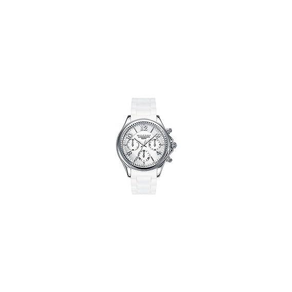 Viceroy Reloj Multiesfera para Hombre de Cuarzo con Correa en Silicona 47894-85: Amazon.es: Relojes