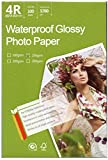 Photo Printing paper Glossy Inkjet Best Picture 4x6 4R Size 100 sheets weight 230gsm