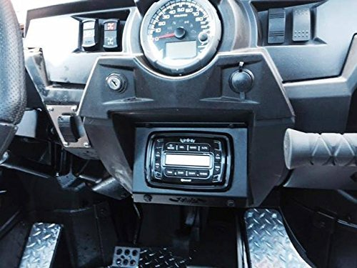 2017 Polaris RZR In-Dash Infinity Bluetooth Stereo By EMP 12880 by EMP (Image #4)