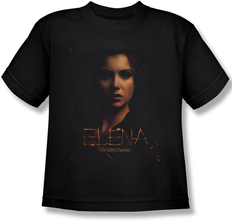 Vampire Diaries - Youth Elena Smokey Veil T-Shirt