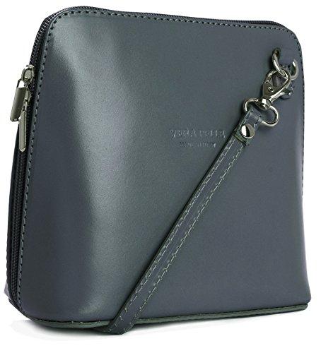 Big Handbag Shop, Borsa a tracolla donna One z** Seconds - Deep Grey