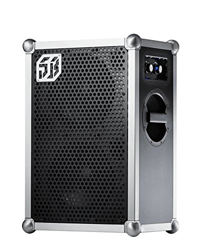 THE SOUNDBOKS 1 - The Loudest Portable Speaker (119dB), Bluetooth Compatible, 30 Hour Battery Life, Shock / Water / Temperature Resistant (Best Car Speakers For Loud Music)