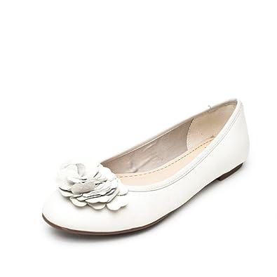 9a896c142086d Clarks Women's Alicia Amy Ballet Flats, Cotton, Leather, 3 UK ...