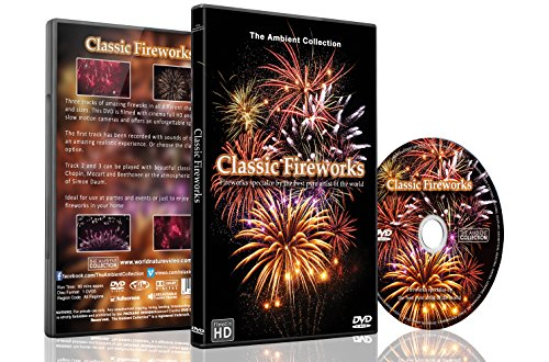 Classic Fireworks 2016 - With Music and Pyrotechnic Sounds