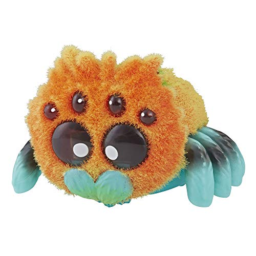 Yellies! Flufferpuff; Voice-Activated Spider Pet; Ages 5 and up from Hasbro