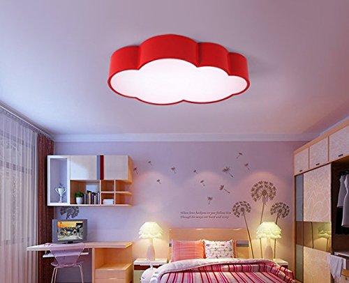 Plafoniere Per Camere Ragazzi : Ancernow creative led plafoniere semplice montaggio a soffitto