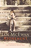 By Ian McEwan Atonement (New Ed)