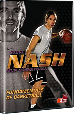 Well Go USA WD-1047 Steve Nash MVP-Basketball Fundamentals
