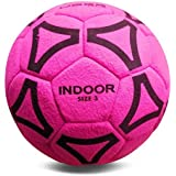 Uber Soccer Indoor Felt Ball - Pink - Size 5