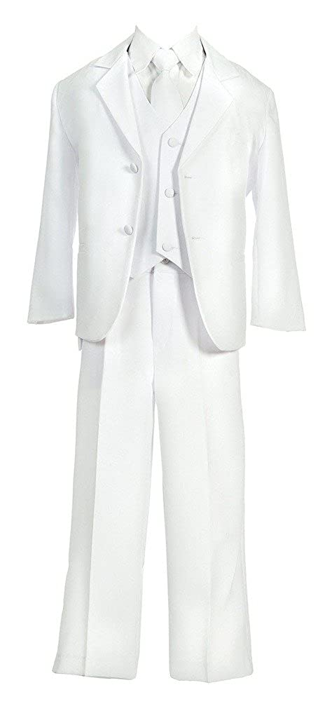 iGirldress Little Boys Formal Suit with Tie