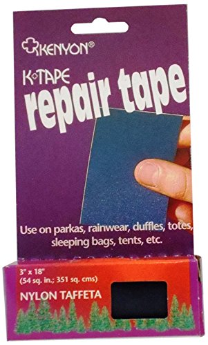 (KENYON Taffeta Pressure Sensitive Repair Tape,)