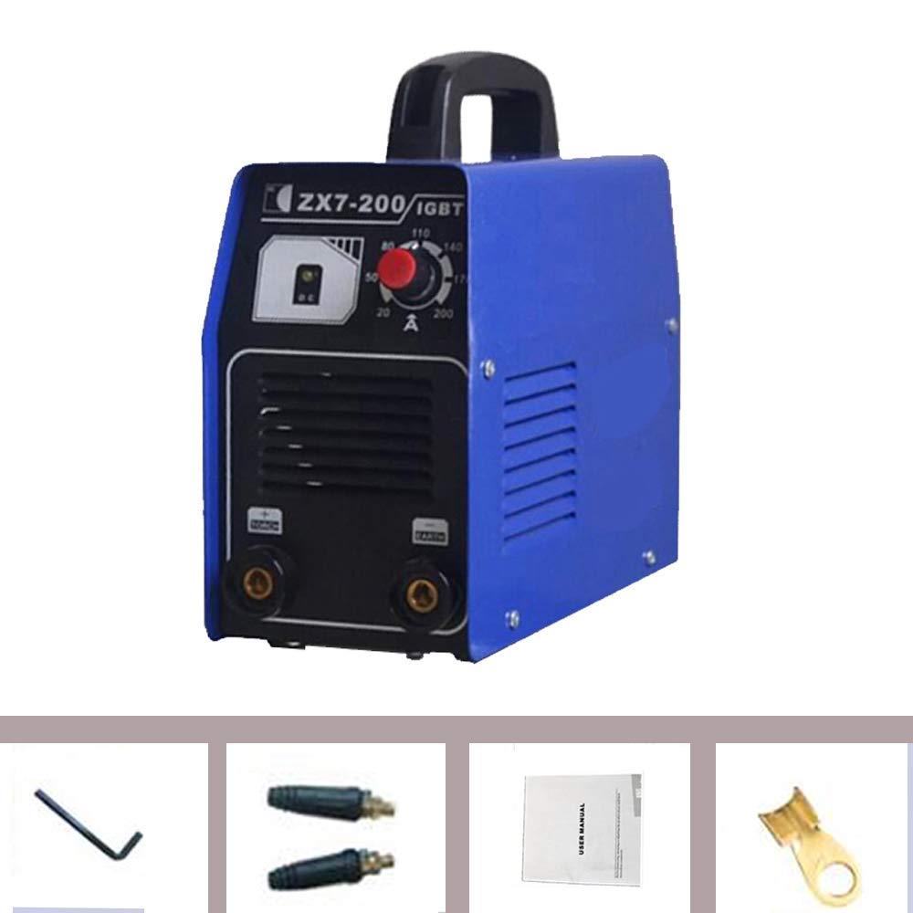 Welder With accessories SUNCHI ZX7-200 220V 200AMP Welding Machine ...