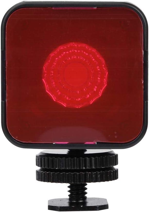 Senyar LED Video Light,L1 Pro Waterproof Mini LED Light IP67 10M Built-in Lithium Battery 5500/±200K