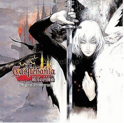 2-cds-new-0829-30-2-cd-castlevania-aria-dawn-of-sorrow-gameboy-advance-soundtrack