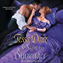 A Night to Surrender: Spindle Cove, Book 1 Audiobook by Tessa Dare Narrated by Carolyn Morris