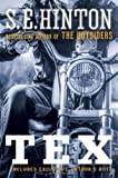Front cover for the book Tex by S. E. Hinton