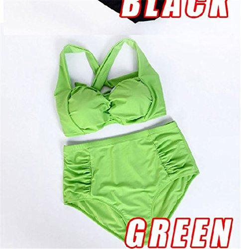MONICAS - Conjunto - para mujer Verde
