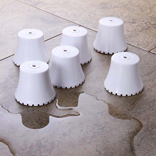 - Flood Buzz Water Leak Detector - Set of 6