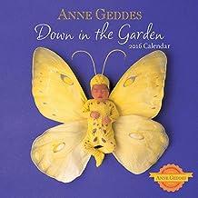 Anne Geddes 2016 Wall Calendar: Down in the Garden