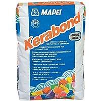 Mapei - Kerabond blanco, 25kg de adhesivo en