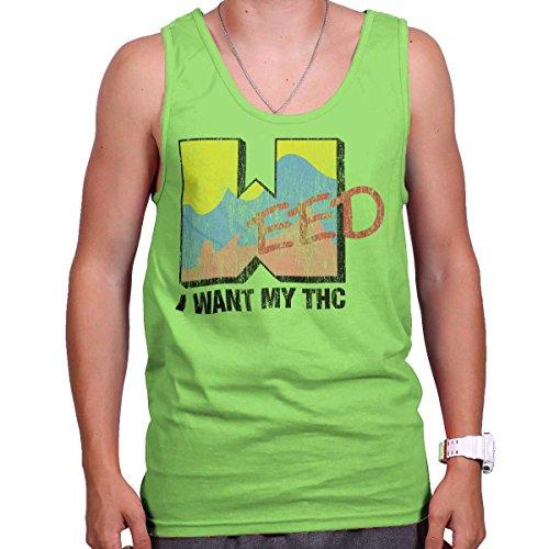 ny Shirt | Marijuana Pot MTV Joint Blunt Tank Top Shirt (Pot Joint)