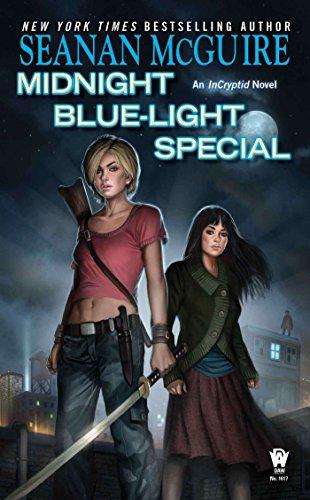 Midnight Blue-Light Special (InCryptid Book 2)