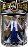 WWE - 2007 - Classic Super Stars - Series 16 - Vince McMahon Action Figure - w/ Headphones & Microphone - Limited Edition - Collectible