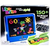 Lite-Brite Magic Screen, Lite-Brite lets kids create images with light