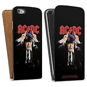 APPLE iPhone 3GS Funda Case Protección cover ACDC Fan personalizada Artículo Rive rplate