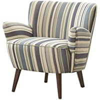 Mid-Century Accent Chair Sophie/Blue