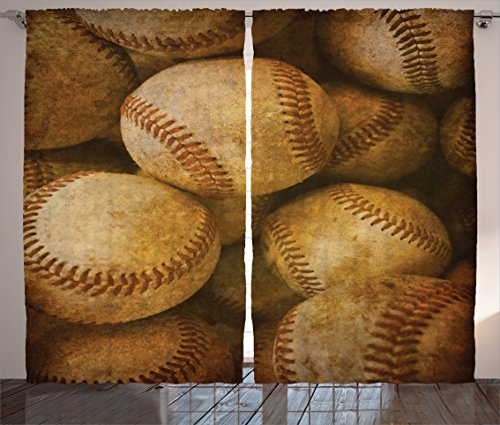 baseball vintage decor - 8